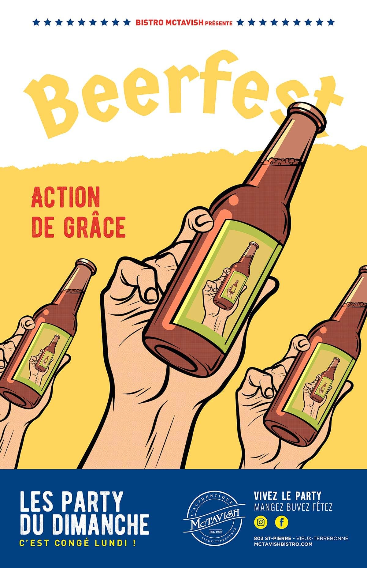 Beerfest - Action de grâce