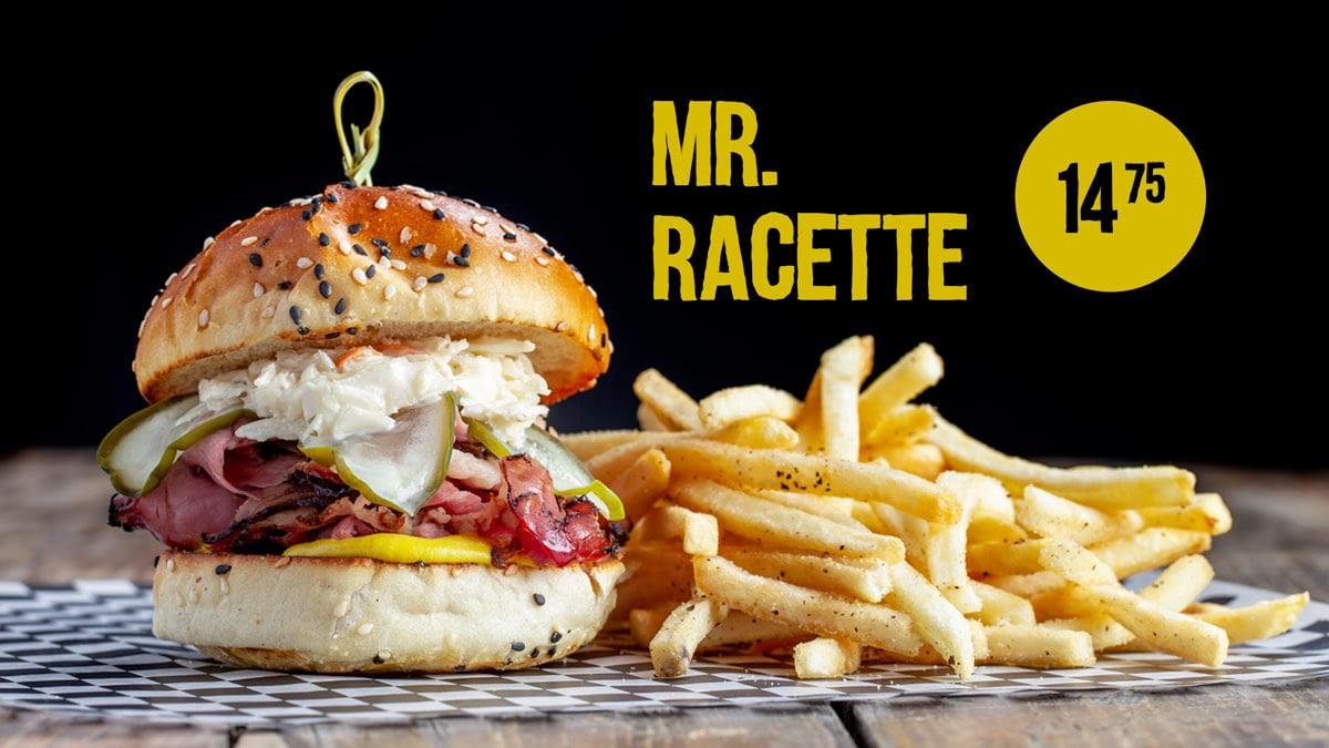 MR. Racette